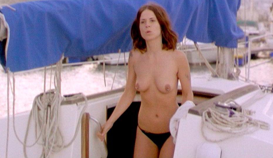 Silke desnuda