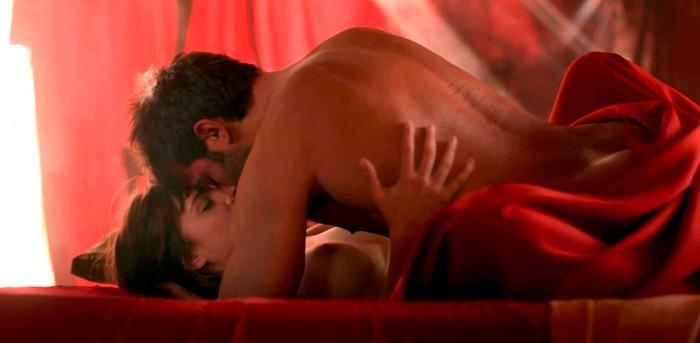 Andrea Duro desnuda Pasaje Al Amanecer