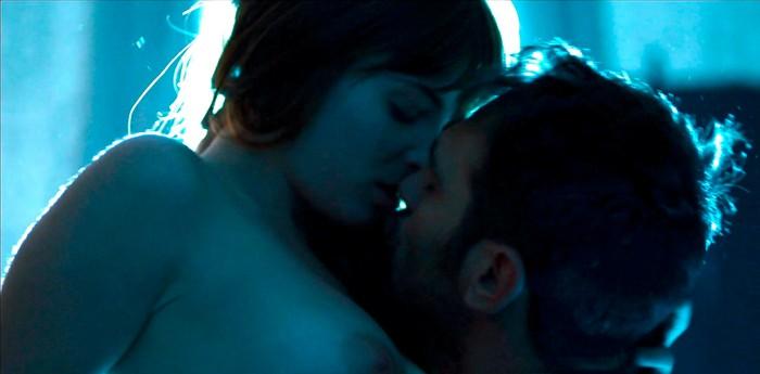 Andrea Duro relaciones sexuales películas