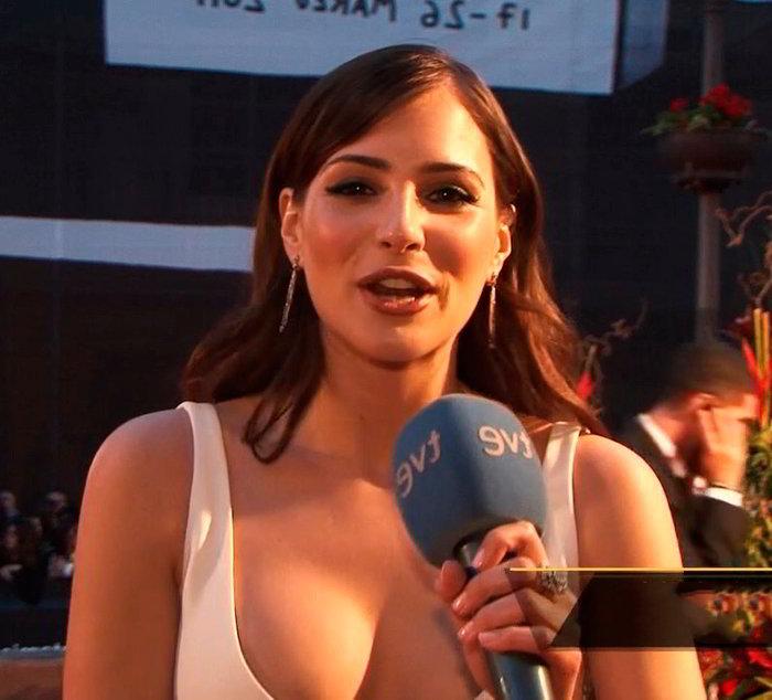 Andrea Duro reportera