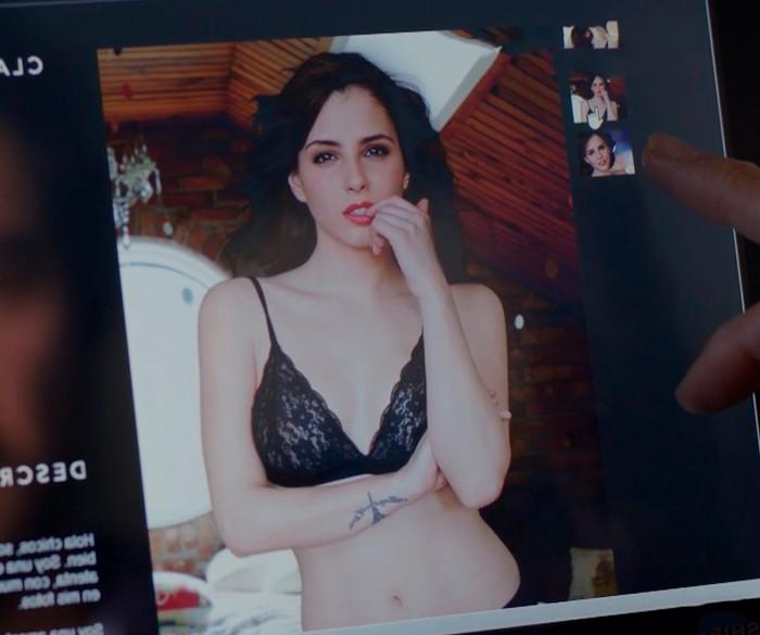 Andrea Duro sensual