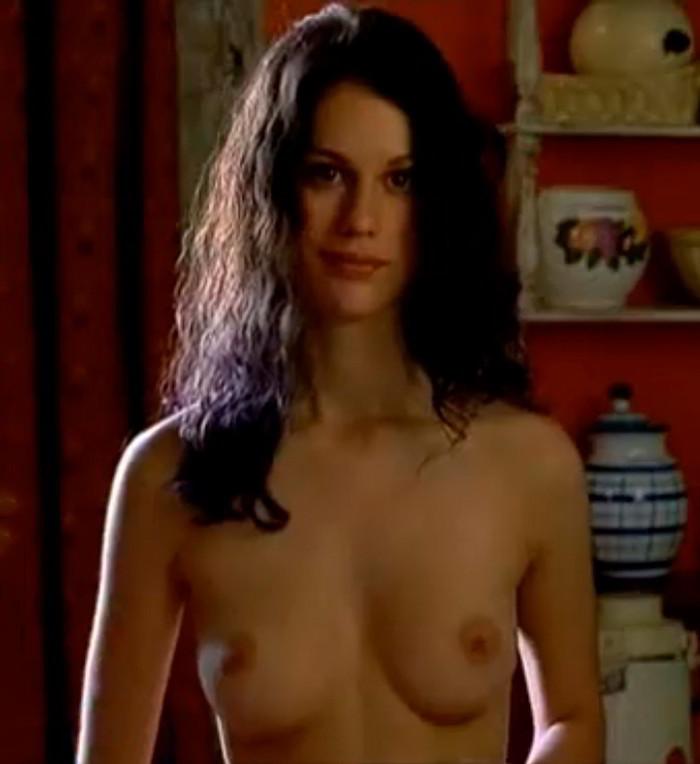 Lidia San José desnuda