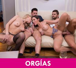Orgías