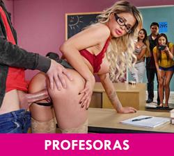 Profesoras follando