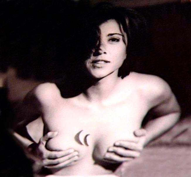 Alicia Borrachero Topless