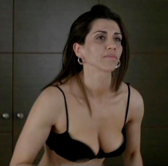 Alicia Borrachero desnuda