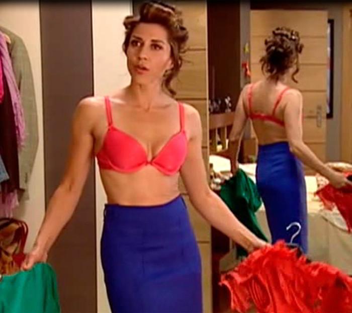 Alicia Borrachero sexy