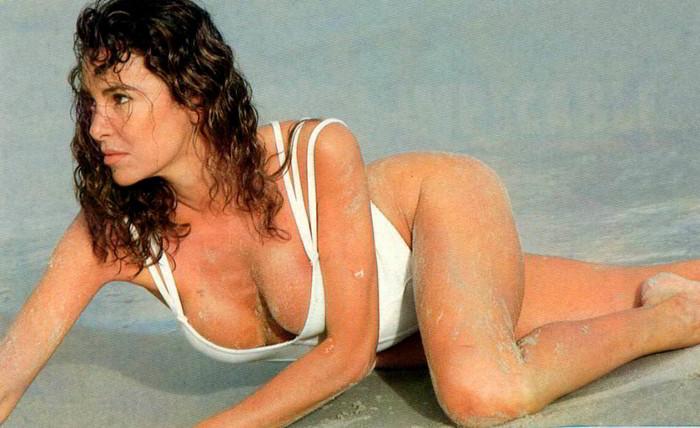 Ana Obregón posado