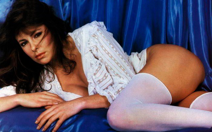 Ana Obregón revista erótica