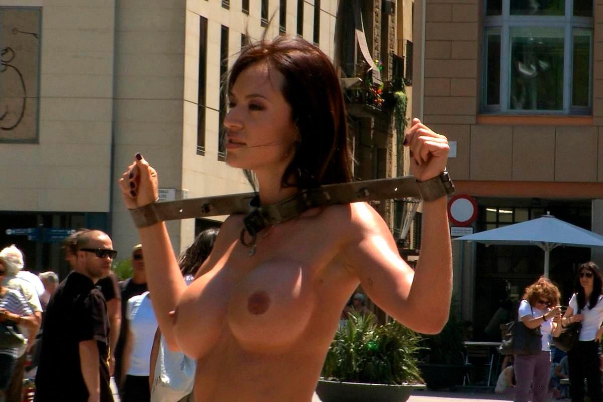 Franceska Jaimes humillación pública Barcelona 1