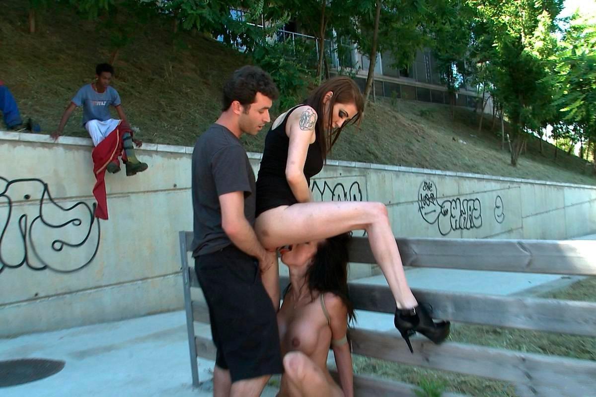Franceska Jaimes humillación pública Barcelona 5