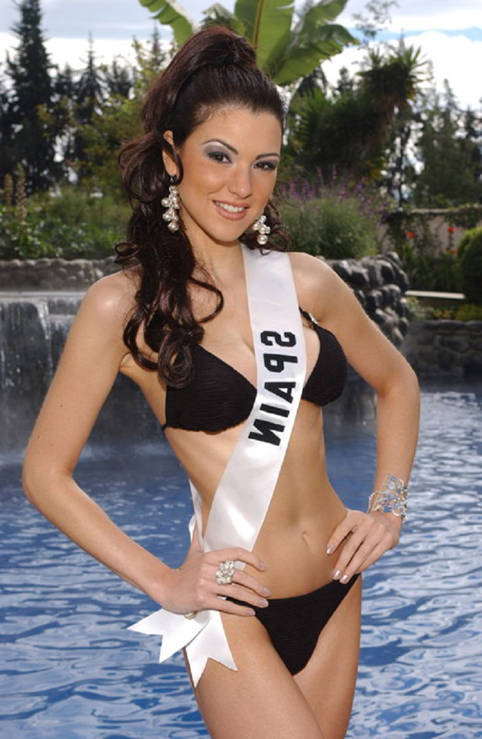 María Jesús Ruíz es Miss