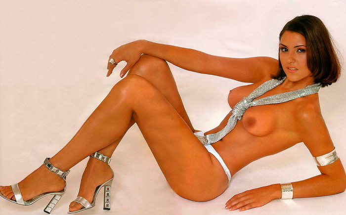 María Jesús Ruíz posado erótico