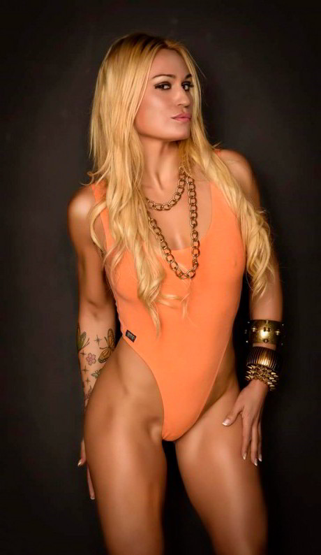 Isabel Castell bikini