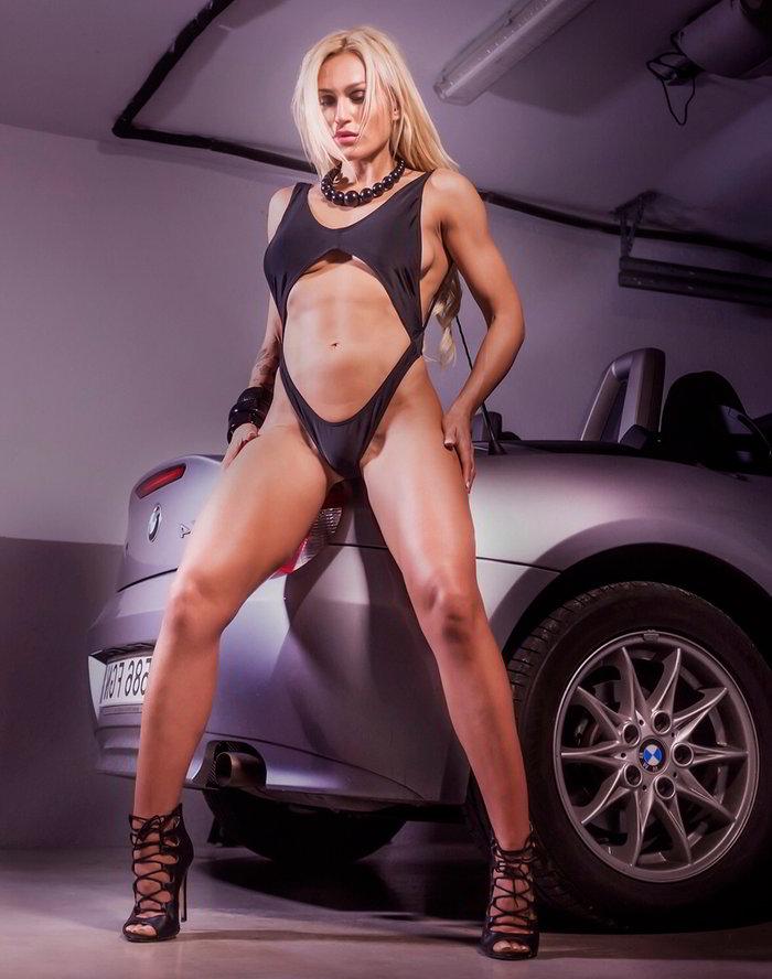 Isabel Castell imagen erótica