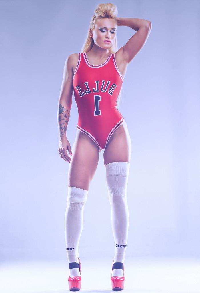 Isabel Castell modelo fitness