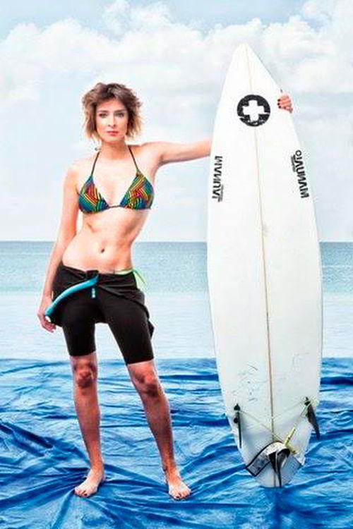 Sandra Barneda pillada topless