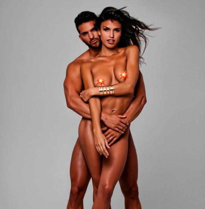 Sofía Suescun Topless