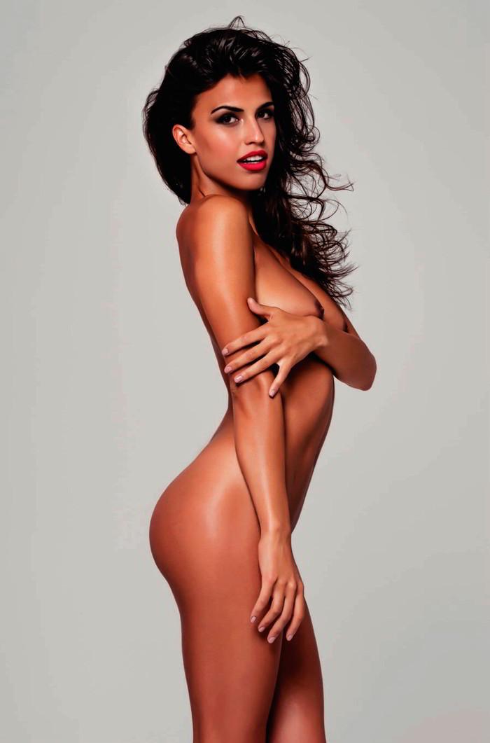 Sofía Suescun desnuda revista