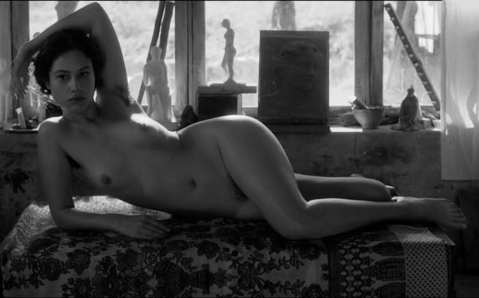 Aida Folch cuerpo desnudo