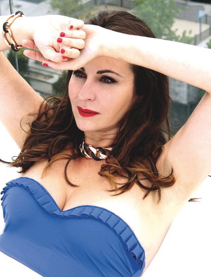 Ana Milán sexy