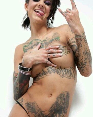 Bonnie Rotten Estrambóticos Tatuajes