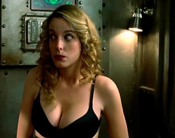 Carolina Bang sexy