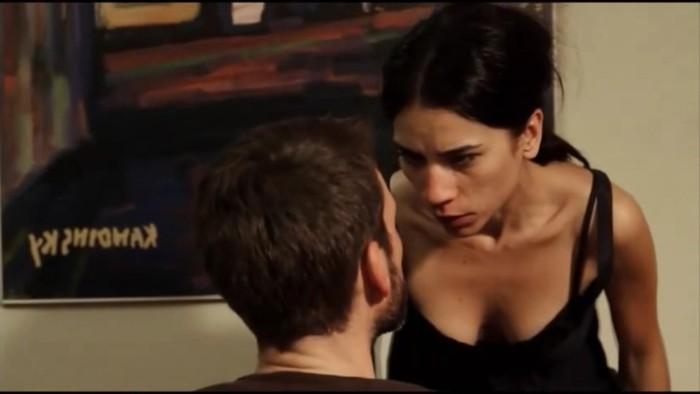Itziar Miranda Secuencia Sexual Película Perro Flaco
