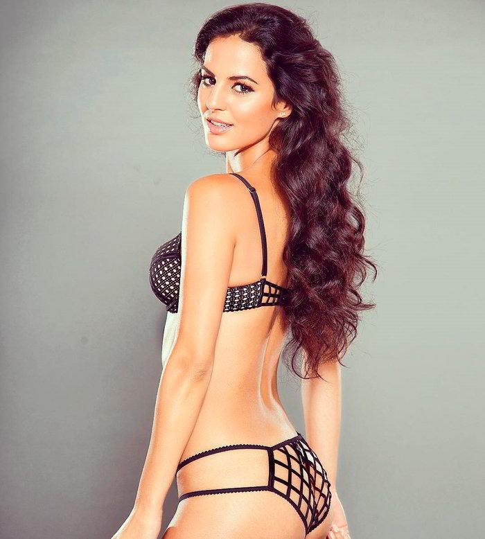 Jana Pérez sexy