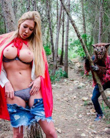 Lexi Lowe Caperucita Roja Porno Come Lobo