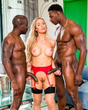 Nicole Aniston nivel Blacked
