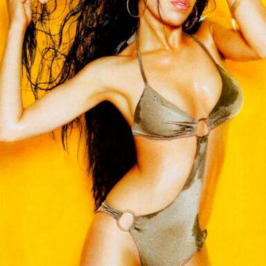 Beatriz Luengo bailarina sexy