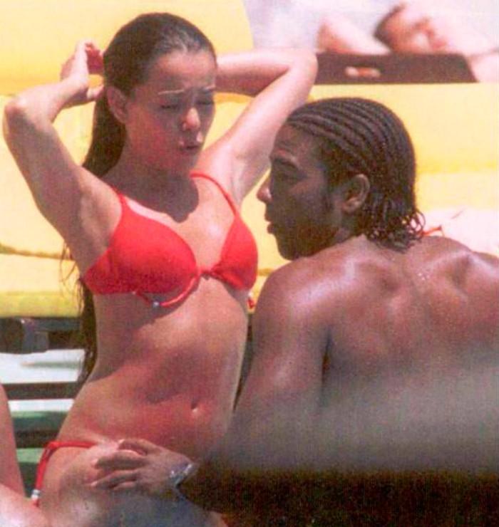 Beatriz Luengo novio negro Yotuel Romero