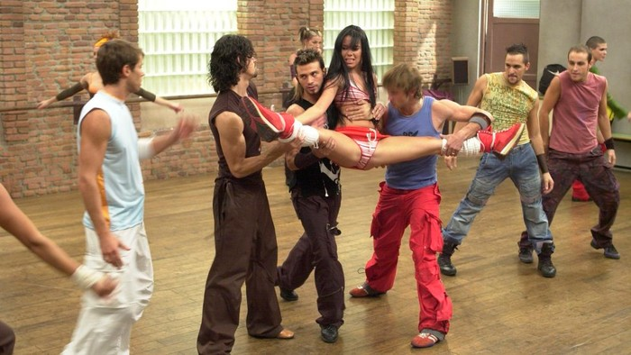 Beatriz Luengo serie UPA Dance Antena 3