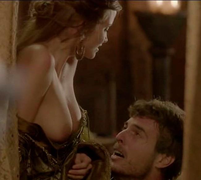 Paula Cancio escenas de sexo