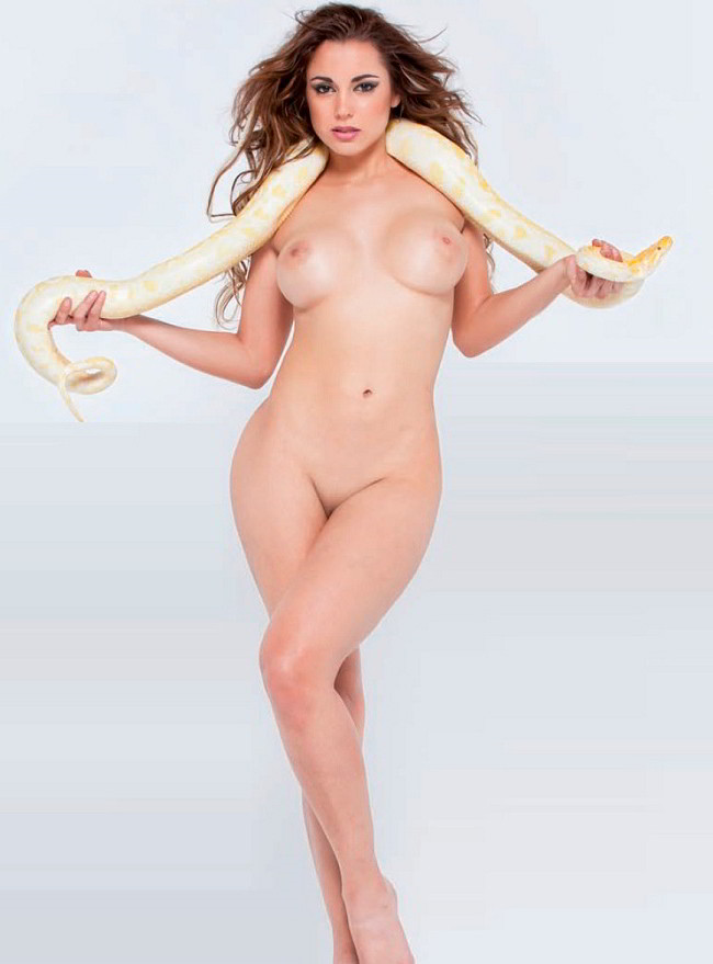 Viviana Figueredo desnuda