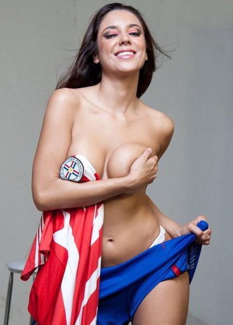 Viviana Figueredo futbolera