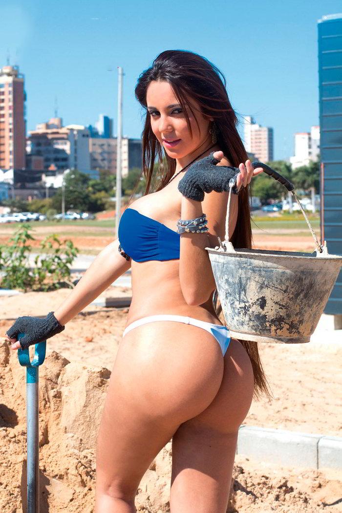 Viviana Figueredo latina de Paraguay