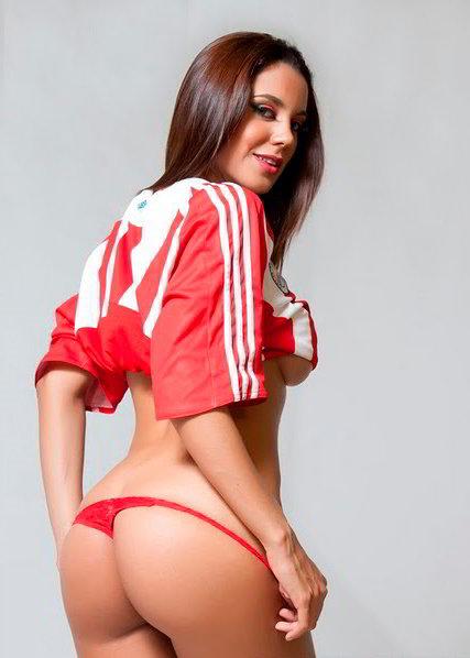 Viviana Figueredo selección de fútbol paraguayana