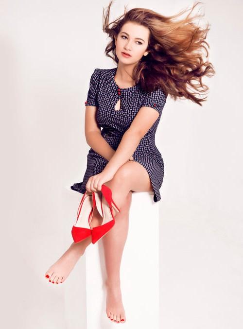 Carlota Boza fotografía de moda