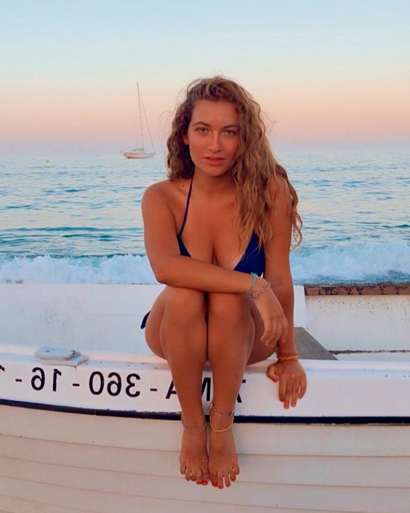 Carlota Boza Fotos Sexys Instagram