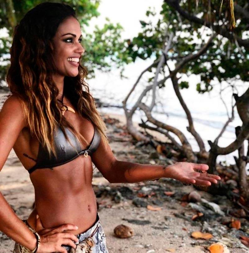 Lara Álvarez Fotos Bikini Sexys Supervivientes 7
