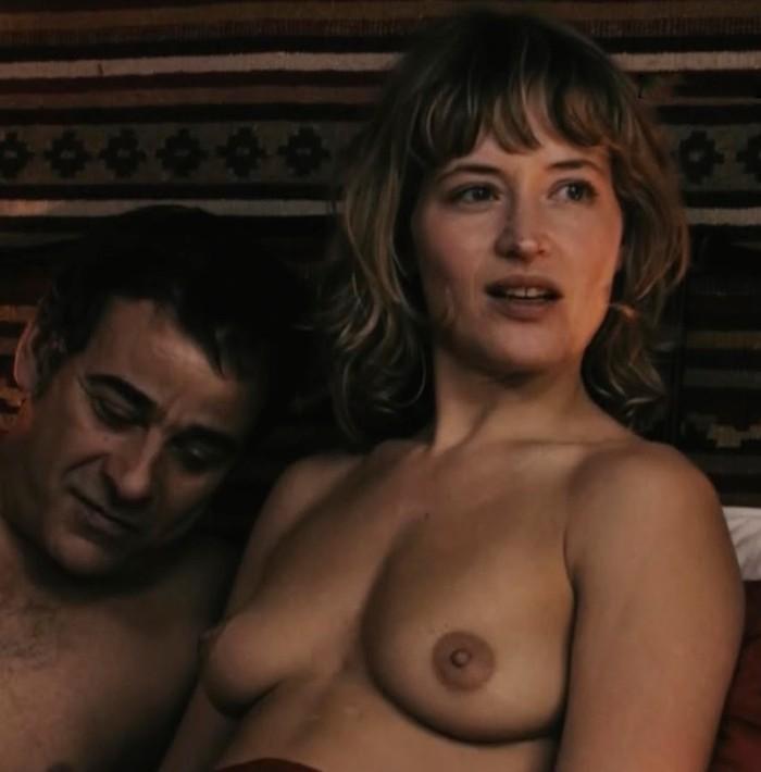 Marta Larralde en Topless