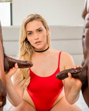 Mia Malkova segundo interracial
