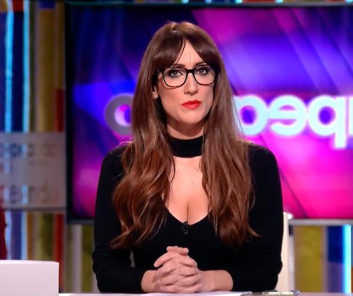 Ana Morgade presentadora Tv