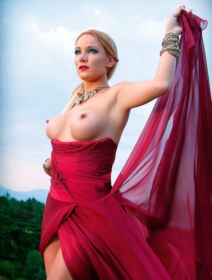 Foto erótica de Belén Roca