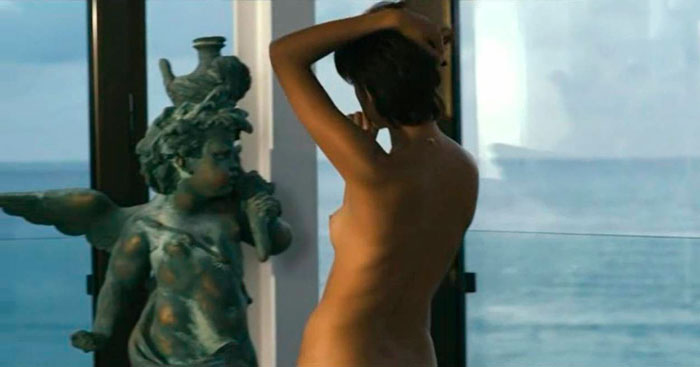 Macarena Gómez Topless Película Lado Verano