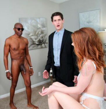 Pepper Hart mirar cornudo marido