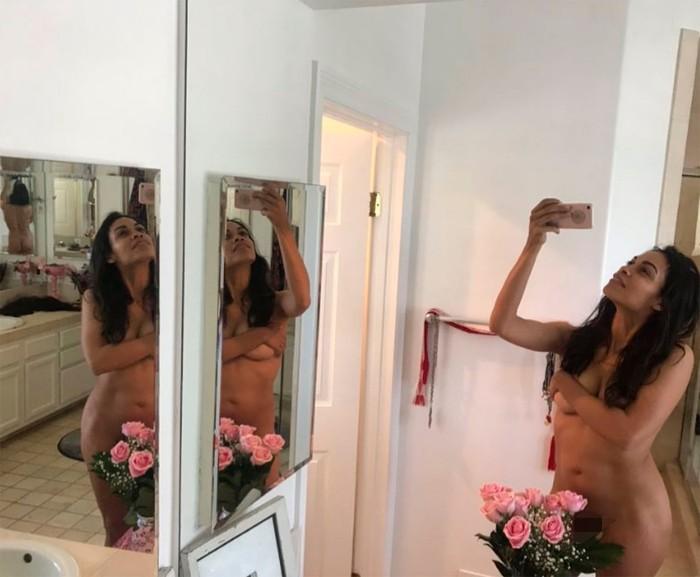 Rosario Dawson robado de fotos desnuda
