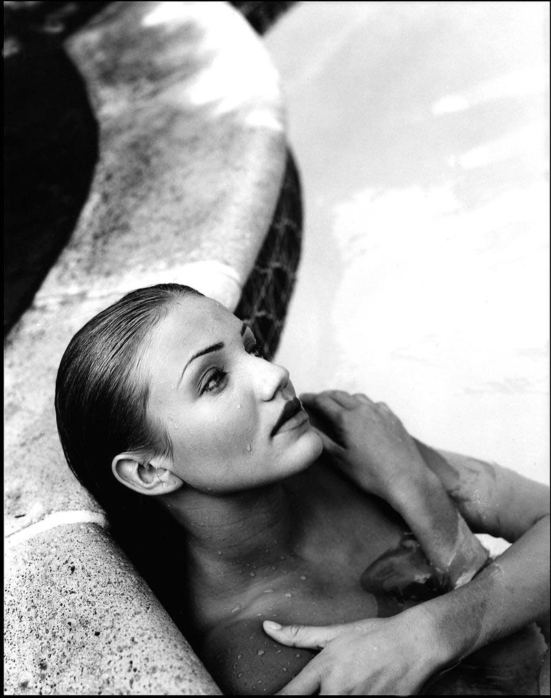 Cameron Diaz Desnuda Fotos Eróticas Posado Artístico 3